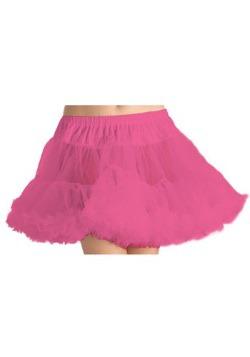 Neon Pink Petticoat