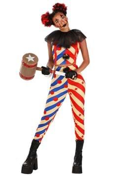 Women's Malicious Clown Costume