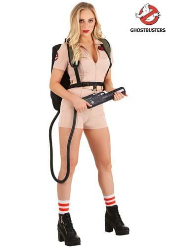 Women's Ghostbusters Daring Ghostbuster Costume