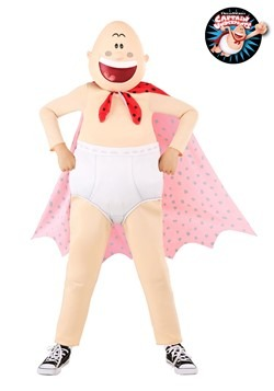 Captain Underpants Child Costume