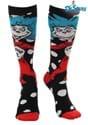 Thing 1&2 Knee High Costume Socks