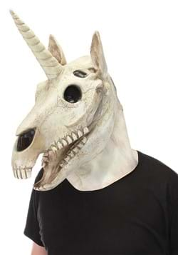 Unicorn Skull Mouth Mover Mask