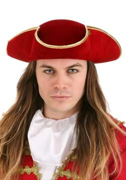 Adult Rum Pirate Red Hat