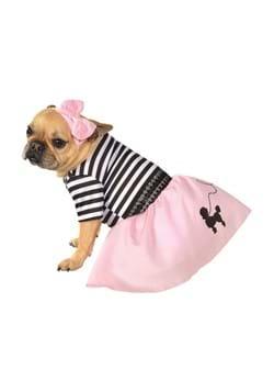 1950's Poodle Skirt Pet Costume