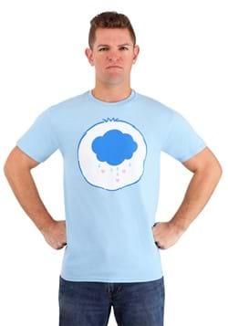 Grumpy Bear Adult Unisex Costume T-Shirt Alt 1