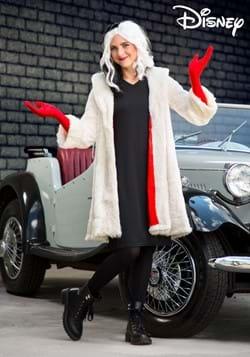 Tween Cruella De Vil Costume