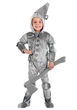 Toddler Silver Tin Man Costume