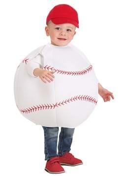 Infant Big League Baseball Costume