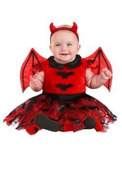 Adorable Devil Dress Infant Costume