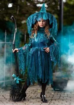 Girls Moonlight Spider Witch Costume