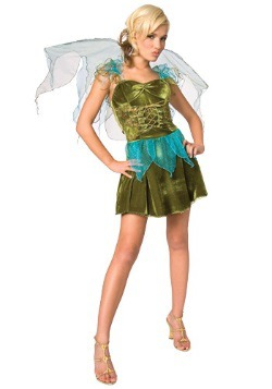 Green Fairy Costume