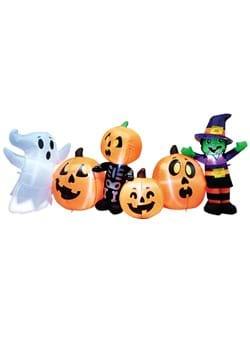 Inflatable 8 Ft Jumbo Halloween Characters Decoration