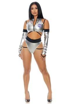 Women's to the Moon Astronaut Costume