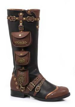 Womens Steampunk Boots