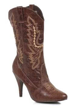 Womens Brown Cowgirl Boot