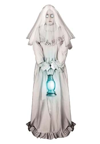 5 FT Floating Ghostly Lady