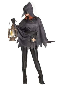 Womens Plague Doctor Poncho