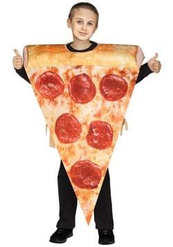 Kids Photoreal Pizza Costume