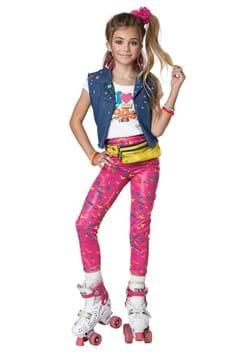 Girls I Love the 90s Child Costume