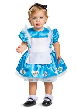 Alice in Wonderland Alice Costume for Infants