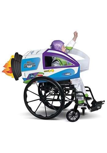 Buzz Lightyear Spaceship Adaptive Wheelchair Cover Costume-1