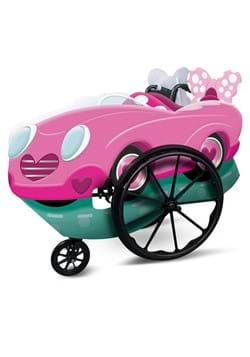 Pink Minnie Adaptive Wheelchair Cover Costume