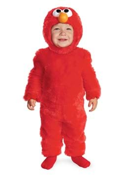 Elmo Motion Activated Light-Up Costume