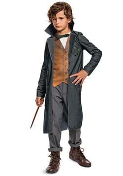 Fantastic Beasts Child Deluxe Newt Scamander Costu