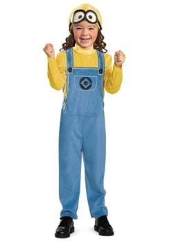 Toddler Minion Costume Alt 1