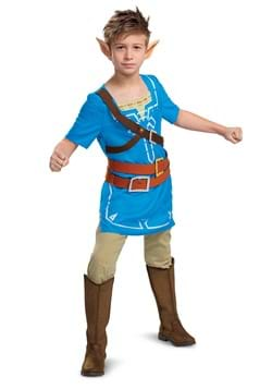 Link Breath of the Wild Classic Costume
