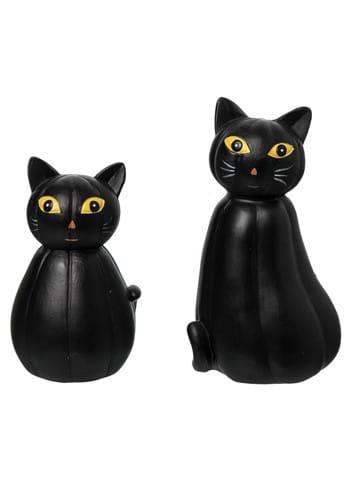 Black Cat Figurines