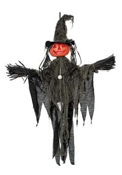 """35"""" Light Up Scarecrow with Sound"""