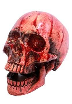 Bloody Resin Skull Prop