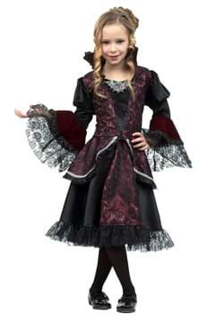 Lil Victorian Vampire Girls Costume