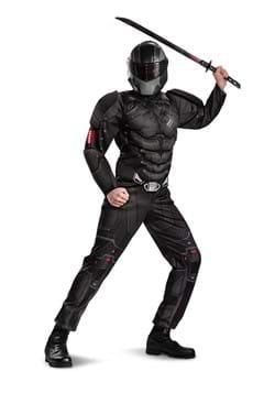 Snake Eyes Movie Adult Costume