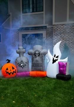 5pc Graveyard Inflatable Set