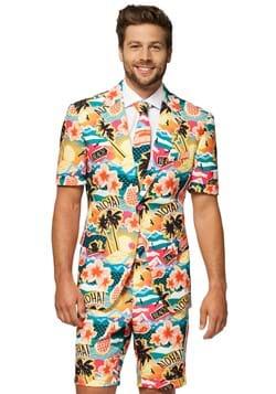 Opposuits Mens Summer Aloha Hero Suit