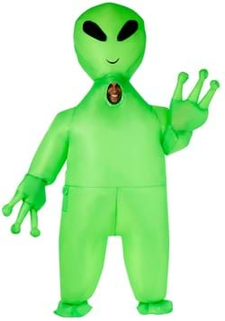 Giant Alien Inflatable Adult Costume