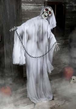 Animated Chained Ghost