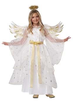 Kids Starburst Angel Costume