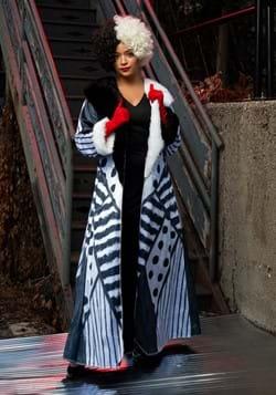 Descendants Womens Cruella Costume