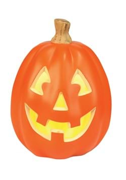 12 in Large Realistic Light Up Pumpkin