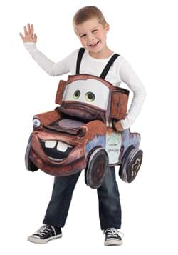 Cars Child Tow Mater Deluxe Costume_Update