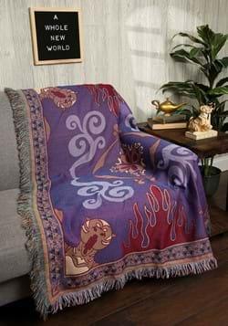 Aladdin Magic Carpet Tapestry Throw