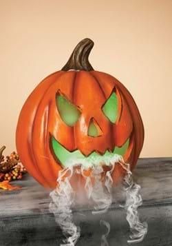 14 Electric Lighted Smoking Pumpkin