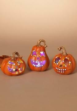 """4"""" Sugar Skull Pumpkins"""