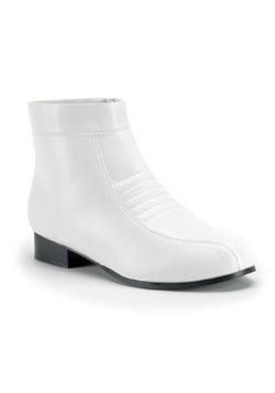 White Men's Boots