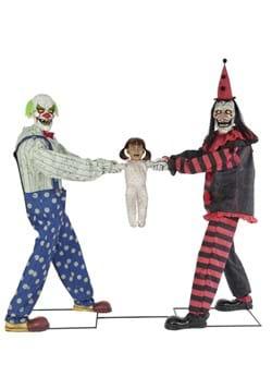 Animated Clown Tug of War Prop