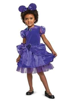 Purple Minnie Mouse Toddler Costume
