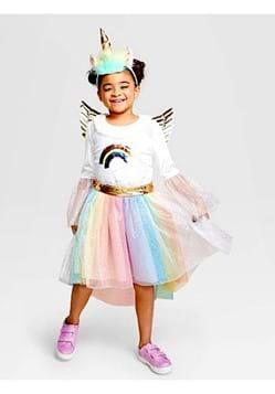 Toddler Rainbow Unicorn Costume